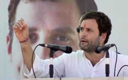 Rahul Gandhi to visit Andhra Pradesh for the first time after the bifurcation of the State