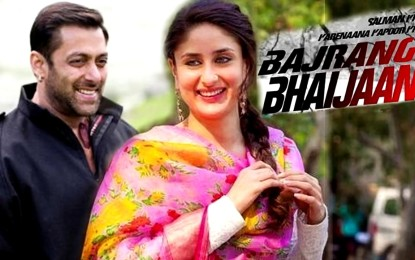 Bajrangi Bhaijaan : Full on entertainment, Salman Khan style