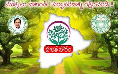 Telangana govt to plant 230 crore trees in 3 years, says CM Chandrashekhar Rao