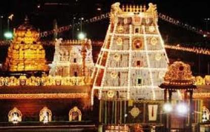 KCR wants own 'Tirumala' Telangana