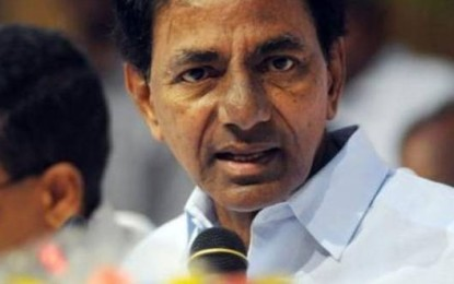 KCR launched Grama Jyothi, announces Rs 10 crore for Gangadevipalli Village
