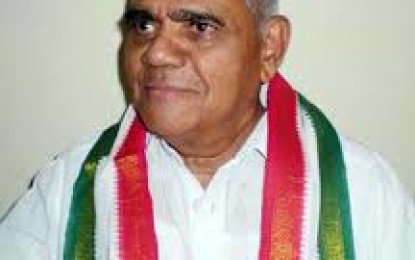 Telangana: Senior Congress MLA Kishta Reddy passes away
