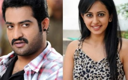 Rakul ups style stakes for her next with NTR