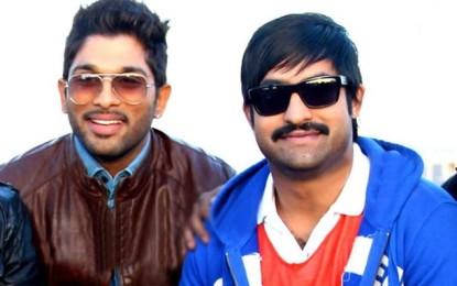 Jr NTR And Allu Arjun To Play Cameo Role In Upcoming Project Of Boyapati Srinu