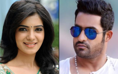 Samantha and Jr. NTR to have a nerdy love story in Janatha Garage!