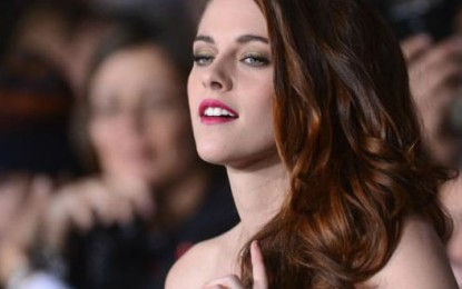 Falling in love is intense: Kristen Stewart