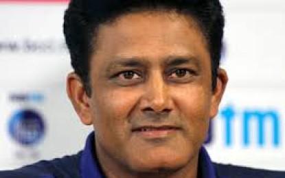 Anil Kumble pleased with Gambhir's Test return