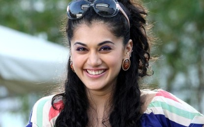 Received flak for my fashion sense initially: Taapsee