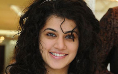 Taapsee Negative Remarks Over South Industry