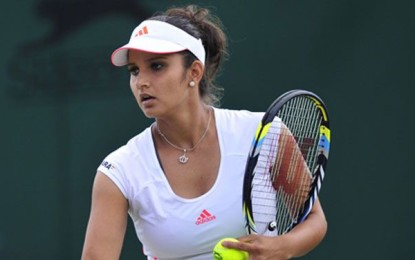 Consistency, a state of mind: Sania Mirza
