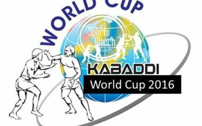 Kabaddi World Cup 2016: Pakistan not to be invited