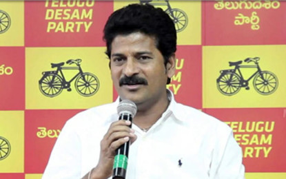 Revanth Reddy Denies Rumours