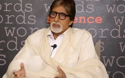 NO ONE WALKED THE WAY VINOD KHANNA DID: BACHCHAN