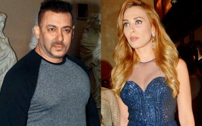 GF Opens Up On Relationship With Salman