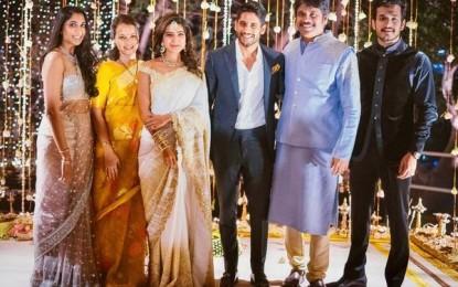 #ChaySam Marriage In Hyd, Honeymoon In NY