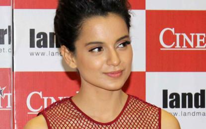 Krish Focus On Kangana's Jhansi