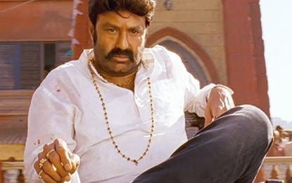 Balayya's Satire on Bangladesh a huge hit