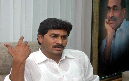 Why did Jagan send a letter to Arun Jaitley?