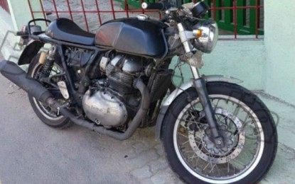 Revised Royal Enfield Twin Bike in Pune