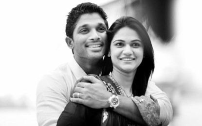 Is that why Bunny married Sneha?