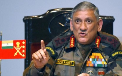 "Center strikes in Congress ""gunda"" remark on the head of the Army, look for an apology"