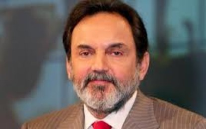 CBI raids at NDTV founder's residence