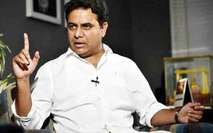 Fan asks KTR to be One-Day CM of AP