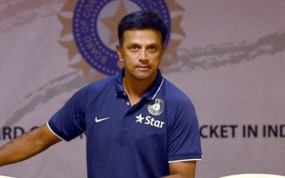 Rahul Dravid to obtain extension of 2 years as u-19, India A coach?