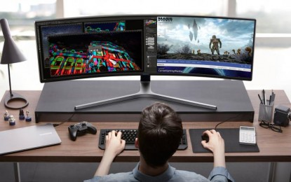 Samsung launches two new HDR QLED game monitors