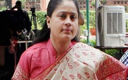 I'm not moving to Tamil Nadu: Vijayashanti