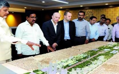 Amaravati reaches a new milestone, construction will begin in Vijayadasami