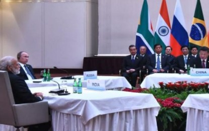 """China praises India for """"strong resolution against terrorism"""" in the middle of Sikkim"""