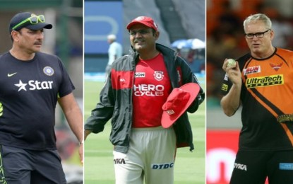 Ravi Shastri, Virender Sehwag contest for work in India coach, interviews begin in Mumbai