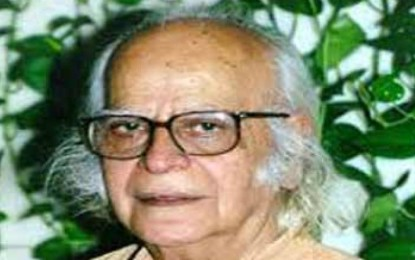 Indian scientist and Padma Vibhushan awarded Prof. Yash Pal dies at age 90