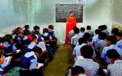 Delay in teacher transfer hits AP public school studies