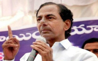 K Chandrashekar Rao says stars will not be arrested for drug use