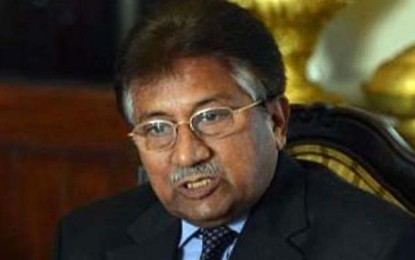 Musharraf full of nuclear weapons against India in 2002: report