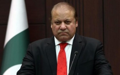 Nawaz Sharif leaves Pak PM after SC disqualifies him in Panamagate