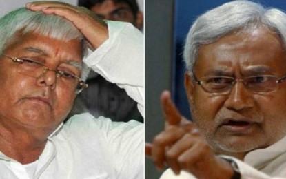 Bihar face to face: Lalu reminds Nitish, 'RJD made him Chief Minister of Bihar'