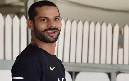 Sri Lanka vs India: Shikhar Dhawan replaces Murali Vijay on side of the test led by Virat Kohli