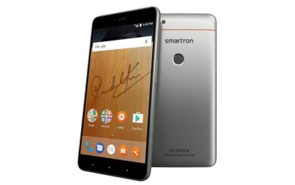 Smartron srt.phone: Not registering enough
