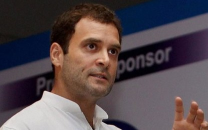 Knew Nitish would resign, he can do anything for his own interest, says Rahul