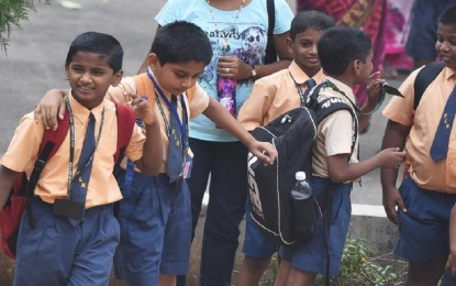 Telangana government imposes weight on school scholarships