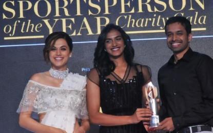 Sindhu, Gopichand Bag Coach, Coach of the Year
