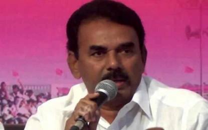 Rural work funds for the 'Haritha Haram' program: Jupally Krishna Rao