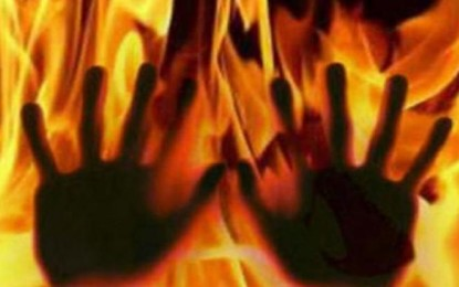 Telangana: husband burns pregnant woman, 5-year-old daughter alive