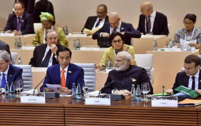 G20 summit: leaders pledge to eliminate all safe havens for terrorism