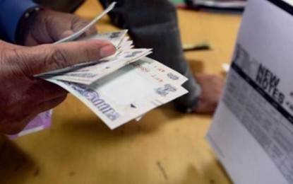Rs 200 notes in his pockets soon as Ministry of Finance makes him official