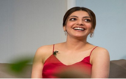 Kajal Aggarwal makes no statement of style