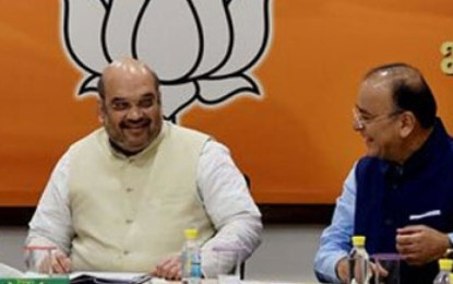 Has the cabinet been reorganized on the cards? Jaitley, 7 Union Ministers Meet with Amit Shah